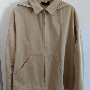 Vintage Dolce & Gabbana men's hooded jacket XL